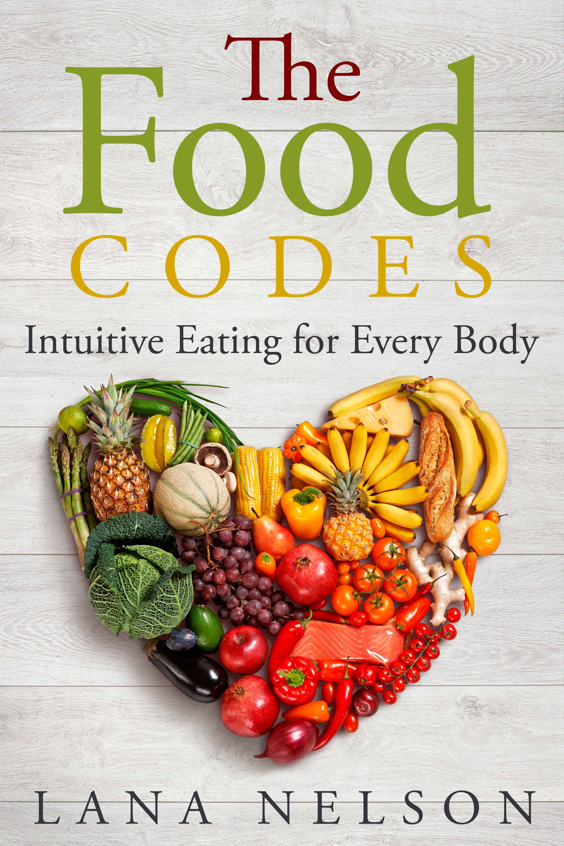 The Food Codes Flat for Print