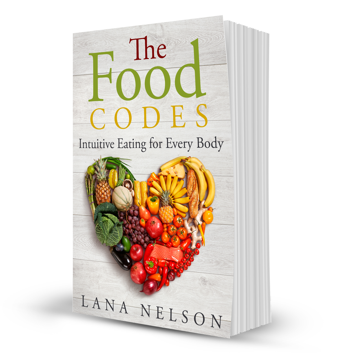 The Food Codes 3D for Print