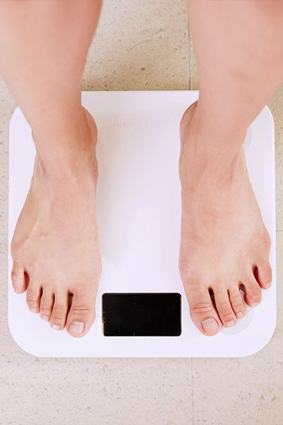 stress causes weight gain